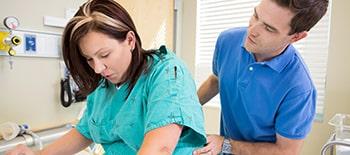 Implication du partenaire durant la grossesse et l'accouchement